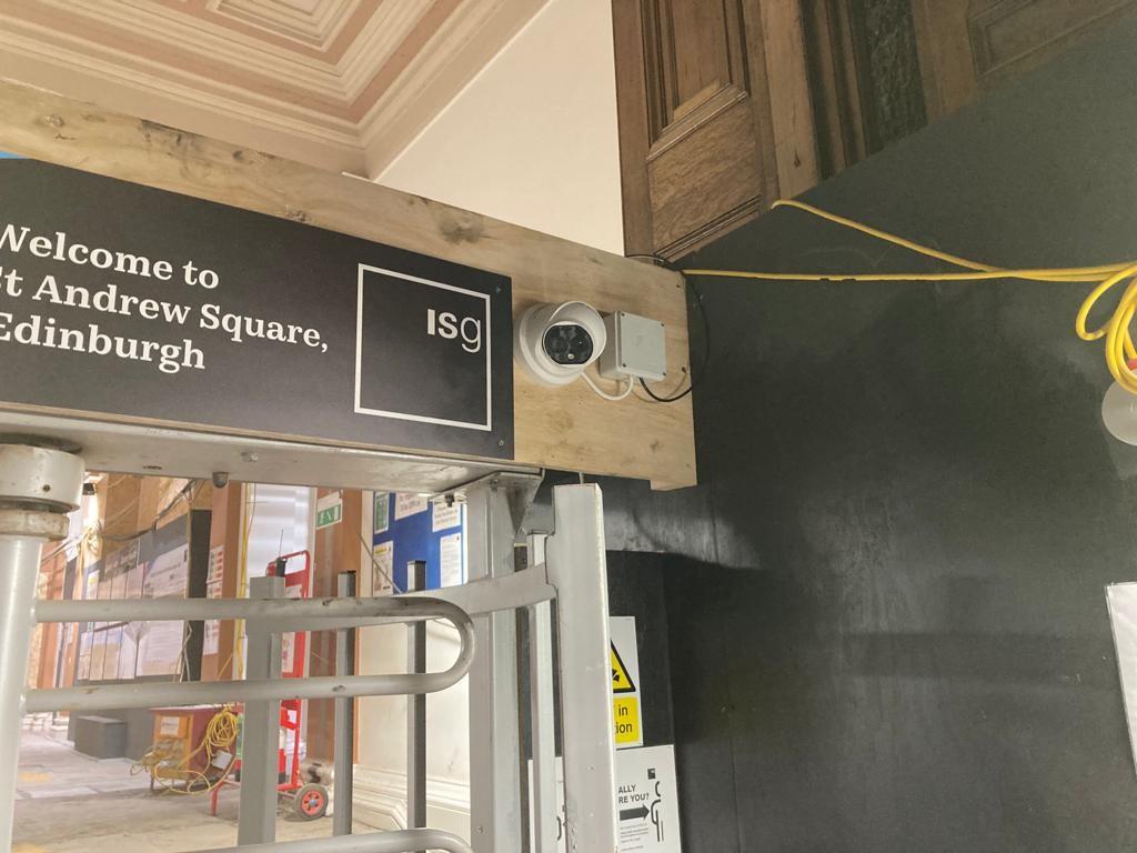 ISG Temperature Screening